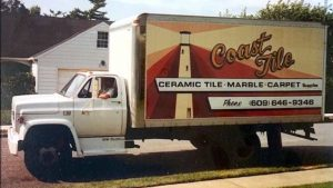Coast Tile Truck
